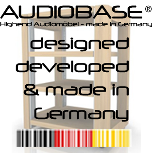 AUDIOBASE® - Highend Audiomöbel