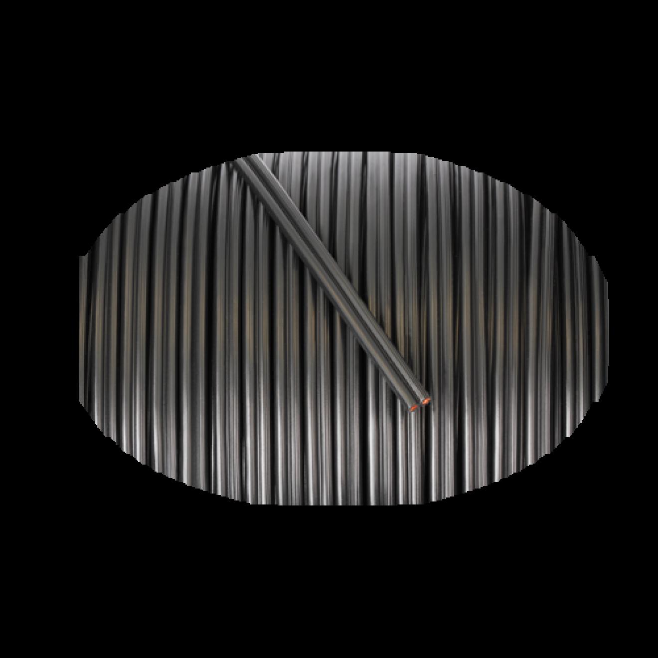 goldkabel speaker flex schwarz highend hifi kabel und zubeh r versand shop. Black Bedroom Furniture Sets. Home Design Ideas