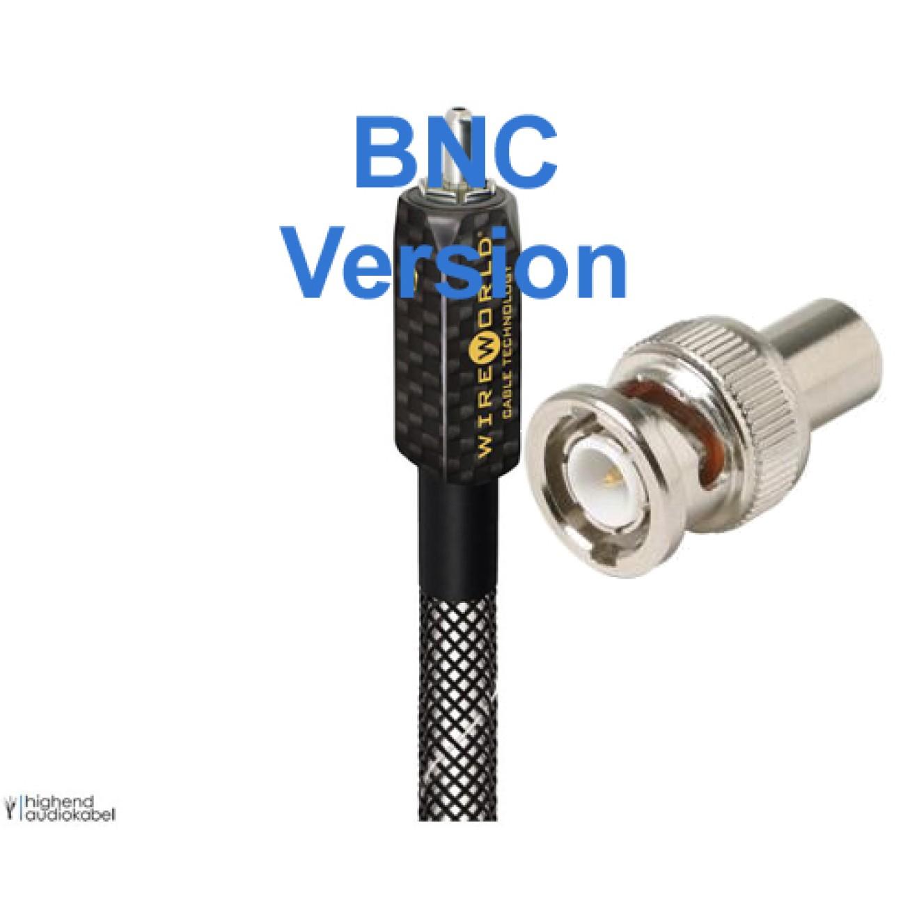 Wireworld Platinum Starlight 7 Digital BNC-Kabel, Highend-Audiokabel ...