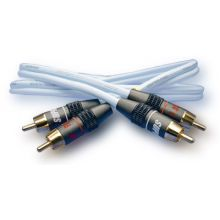 SUPRA Cables Dual RCA Cinch NF Kabel