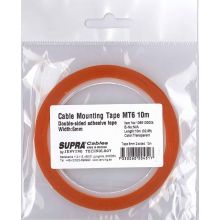 SUPRA Cables MT6 Kabel Montageband 6mm (10 Meter)