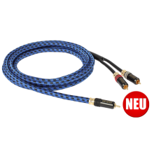 GOLDKABEL Highline MK3 Y Subwooferkabel 3,50 Meter