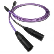 Nordost Purple Flare Stereo XLR-Kabel