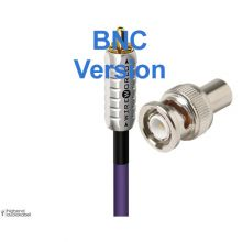 Wireworld Ultraviolet Digital BNC-Kabel 1,00 Meter